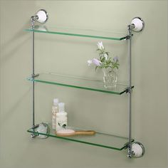 Ikea HjÄlmaren Gl Shelf Shelves Of Tempered Which Have Higher Impact Resistance And Load Bearing Capacity Than Ordinary