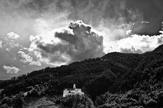 Das Kloster Marienberg im Vinschgau in Südtirol