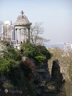 Buttes Chaumont Parques e JardinsdeParis #Viajoteca