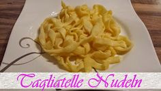 Jeannette's Low Carb Rezepte: Tagliatelle Nudeln