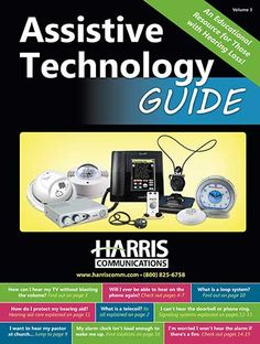 Free Guide to ALDs Hearing Loss, Deaf, Sign Language Products - Alarm Clocks for Deaf, Products for Hard of Hearing