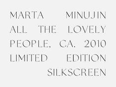 Tobias Rechsteiner – Art Direction and Typedesign