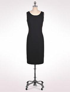 Misses | Jones Studio Suit Separates | JONES STUDIO Solid Crepe Sheath | dressbarn