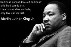 Great writing quotes by martin luther king | Famous Quotes for Enlightenment
