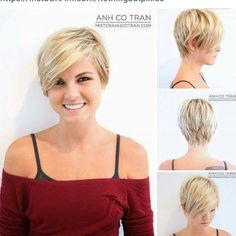Do you love this cut by @anhcotran ??