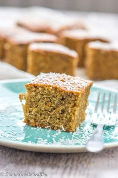 Jamaican Toto (Caribbean coconut Cake) - That Girl Cooks Healthy Jamaican Ginger Beer Recipe, Jamaican Rum Cake, Jamaican Dishes, Beer Recipes, Cake Recipes, Caribbean Recipes, Caribbean Food, Jamican Recipes, Gluten Free Cakes