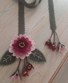 Crochet Necklace, Model, Jewelry, Fashion, Amigurumi, Moda, Jewlery, Jewerly, Schmuck