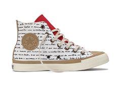 Oscar Niemeyer shoes for Converse