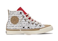 Oscar Niemeyer shoes for Converse