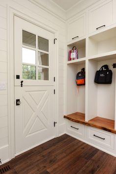 @loydbuilders Exterior Dutch Door Eliminates The Need For A Screen