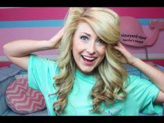 tutorial on how to tease your hair by HannahShanae ❤