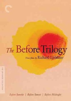 Criterion Collection The Before Trilogy