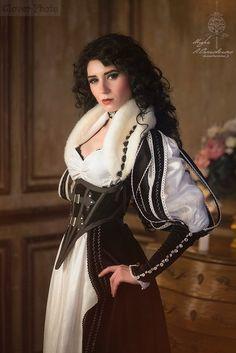Автор: Clover Модель, стилист, дизайнер костюма: Лина Гроза
