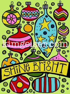 Shine bright digital download color print by PersimmonsStudio, $5.00 Kim Geiser