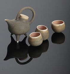 New ceramics range by Laima Grigone.