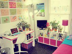 Dicas de decoração para quarto feminino. Imagens e dicas de quartos lindos e inspiradores.