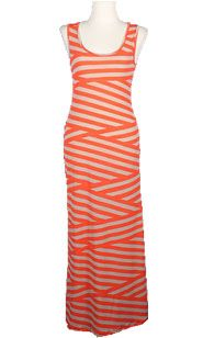 Creamsicle Maxi Dress $42 #shoptrulyyours
