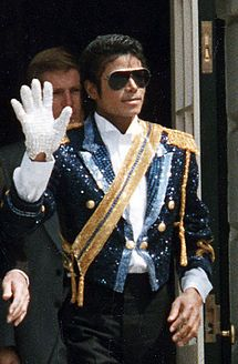 Michael Jackson - true king of rock, pop & soul, king of music and king of entertainment.
