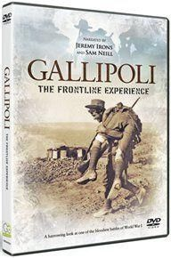 Gallipoli - The Frontline Experience - narrated by Jeremy Irons and Sam Neill [DVD] Anzac Soldiers, Sam Neill, Anzac Day, Dvd Blu Ray, World War I, Nonfiction Books, Filmmaking, Documentaries, Real Life
