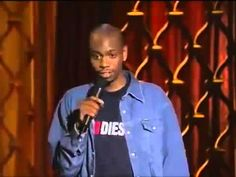 Dave Chappelle Comedy Half Hour Best Comedian Ever Stand Up Comedy - http://lovestandup.com/dave-chappelle/dave-chappelle-comedy-half-hour-best-comedian-ever-stand-up-comedy/