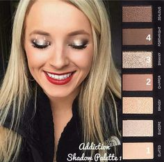 Addiction Palette 1 is the perfect neutral palette.  Have you tried it yet?