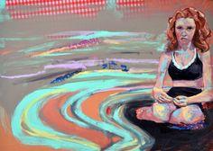 Hilary Greenstein. Artists on tumblr