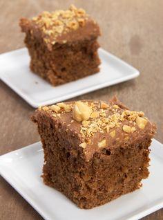 Frosted Chocolate Hazelnut Cake - Bake or Break
