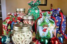 How to Wrap a Mason Jar