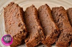 Paleo Brownie kenyér ~ Éhezésmentes Karcsúság Szafival