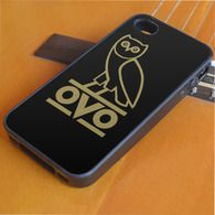 Drake OVO Owl iPhone 4/4S, iPhone 5/5S/5C, iPhone 6 + 6 Plus Case, Samsung S3 S4 S5