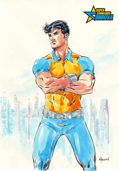 SUPER COMMANDO DHRUV PDF