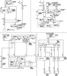 1994 chevy 1500 ignition wiring diagram gmc truck wiring diagrams on gm wiring harness diagram 88 ... 1994 chevy silverado ignition wiring diagram #8