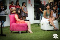 Activación CHIO LECCA #moda #tendencia