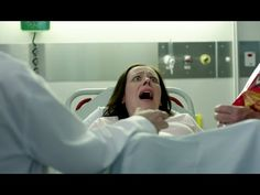 """This super bowl ad from Doritos relies on a shock factor like many other """"edgy"""" snack brands like monster. The humor is easily understood by people of all ages, which makes sense because Doritos are for everyone. Doritos, Super Bowl 2016, Delivery Room, Funny Commercials, Pregnancy Humor, Healthy Meals For Kids, Explain Why, Pro Life, Ultrasound"""