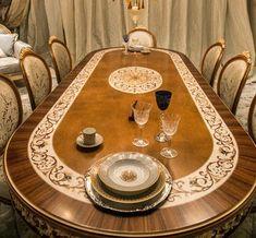 Arte Arredo – купить мебель итальянской фабрики Arte Arredo из Италии по низким ценам в PALISSANDRE.ru Poker Table, Table Settings, Furniture, Home Decor, Art, Homemade Home Decor, Poker Table Top, Table Top Decorations, Place Settings