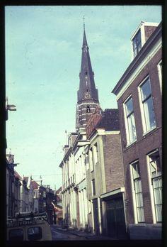 Michaelskerk Zwolle, nog voor de sloop