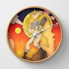 Unirella Unicorn Wall Clock