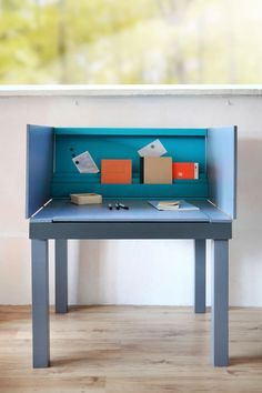 Multifunctional Desk Plus Quu0027un Bureau Par Agata Nowak Nice Design