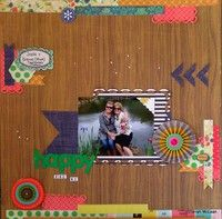 A Project by Tarrah from our Scrapbooking Gallery originally submitted 08/25/12 at 09:04 PM