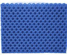 Tissu 3d - bleu