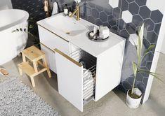 Meble łazienkowe/ bathroom furniture Look Collection Kitchen Island, Vanity, Bathroom, Home Decor, Design, Closet, Island Kitchen, Dressing Tables, Washroom