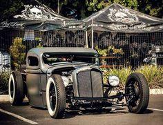 Traditional Hot Rod, Hot Rod Trucks, Hot Rides, Dream Garage, Bobber, Motor Car, Cool Cars, Dream Cars, Antique Cars