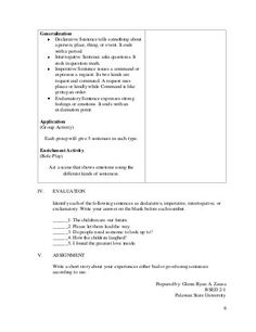 Lesson Plan Sample by Glenn Ryan Zausa Grade 1 Lesson Plan, Lesson Plan Format, Lesson Plan Examples, English Lesson Plans, Teacher Lesson Plans, English Lessons, Lesson Plan In Filipino, Following Directions Activities, Teaching Plan