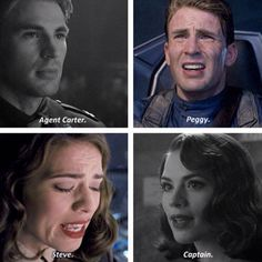 Steve and peggy are connected