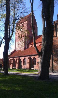 Sankt Nicolai Kirke Koege/ Køge Denmark