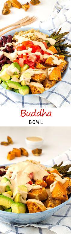 Buddha Bowl | simpleveganblog.com #vegan #glutenfree