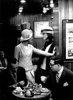 Paris 1964 Photo: Pierre Boulat