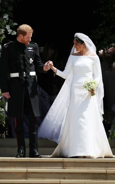 Meghan Markle Wedding dress in pictures