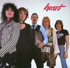 Heart - Greatest Hits / Live (1980)