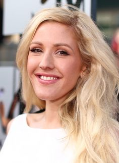 Best Beauty Looks From The 2014 Mtv Movie Awards Ellie Gouldings Petal Pink Pout